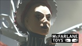 McFarlane toys. Clive Barker's tortured souls 2 the fallen. Camille noire (17+)