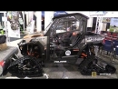 2017 Polaris General 1000 DX Built by ATV World Walkaround 2017 Toronto Snowmobile ATV Show