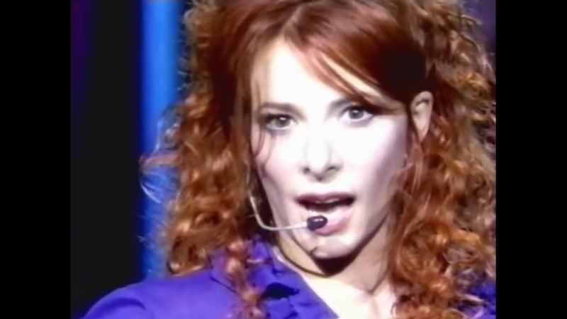 Mylene Farmer - LAme-Stram-Gram (Tapis Rouge, 1999)
