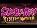 Scooby Doo mystery Mayhem intro with the song from the cartoon - (aneka.scriptscraft) 720p