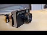 Легендарный советский фотоаппарат Вилия! Примеры фотографий! 4K The legendary Soviet camera Vilia.