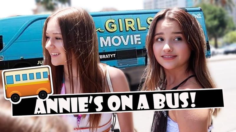 Annie's On A Bus 🚌 (WK 390.3)   Bratayley