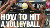 How to Hit a Volleyball - Arm Swing Mechanics