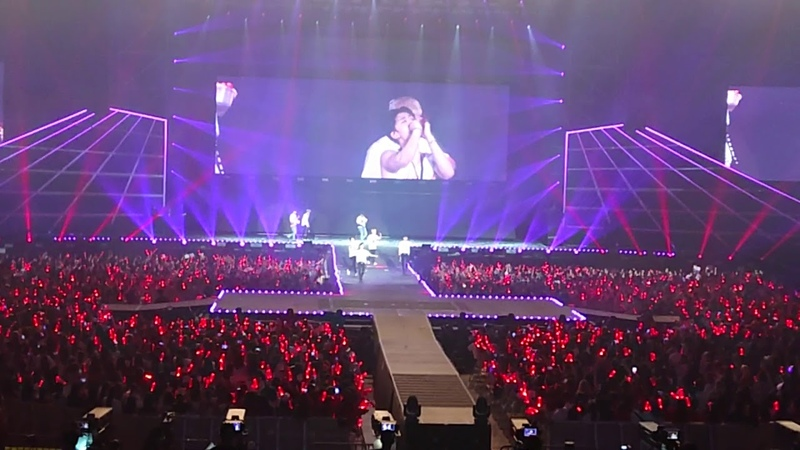 20180818 iKON CONTINUE TOUR encore LOVE SCENARIO