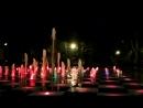 поющие фонтаны в Казани