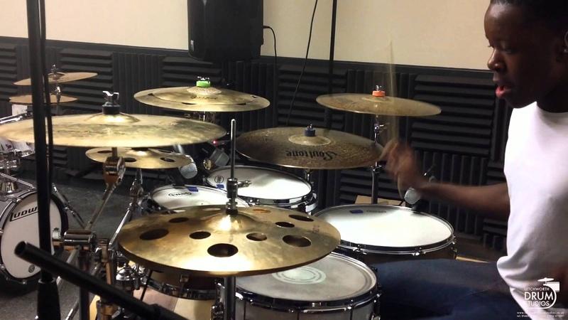 Morgan Simpson | True - Brotherly | Drum Cover