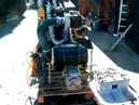 IFA W 50 La Turbomotor , NVA Motor IFA W 50 LA/A-1