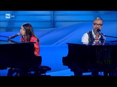 SanremoYoung Il duetto di Marco Masini ed Elena Manuele Ci vorrebbe il mare