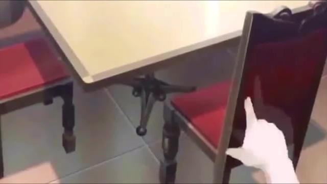 Стул, стол...