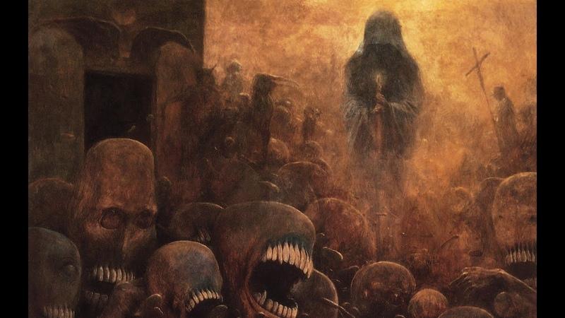 Боишься ли ты темноты Убийственная живопись (12 Выпуск)