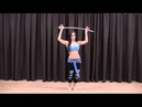 Belly Dance, SWORD Class 2, StepFlix Lessons