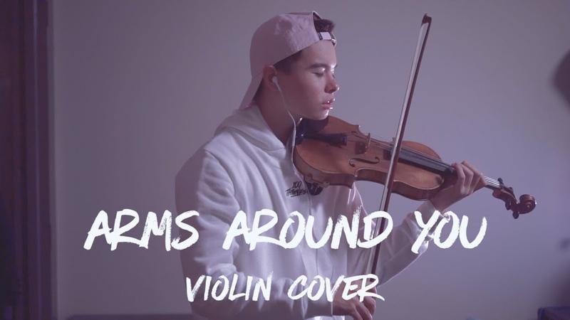 XXXTENTACION Lil Pump - Arms Around You - Cover (Violin)