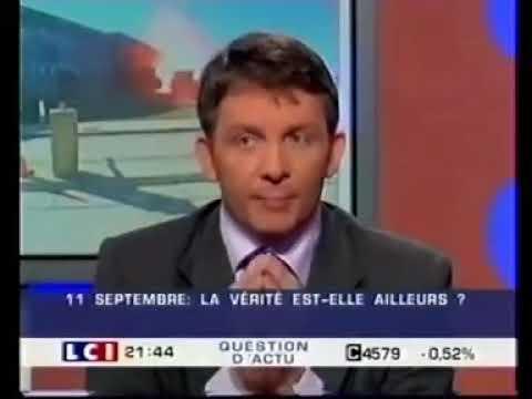Thierry Meyssan sur LCI à propos du 11-Septembre