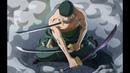 Zoro Roronoa Бегущий по лезвию Аниме клип