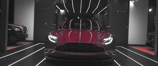ASTON MARTIN DB11 DEVIL ARE HERE · coub, коуб