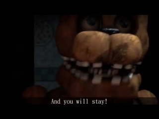 [v-s.mobi][SFM FNaF] We Are Aware Song By Dolvondo.mp4