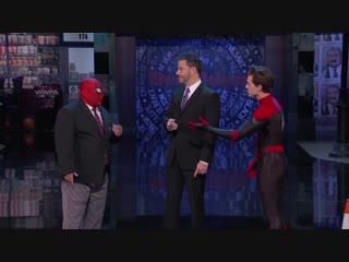 Человек-Паук: Вдали от дома. Новый костюм Паука.