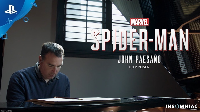 Marvel's Spider-Man – Composing the Music for Be Greater Trailer with John Paesano | PS4