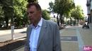 Валерий Гнатенко проверил работы по реконструкции площади
