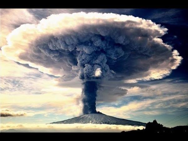 Что скрывают власти США о вулкане Йеллоустоун. Что будет если он баб ахнет. Документальный фильм.