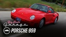 1988 Porsche 959 Jay Leno's Garage