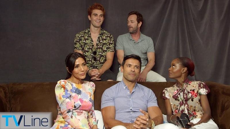 K.J. Apa Riverdale Cast Preview Season 3 | Comic-Con 2018 | TVLine