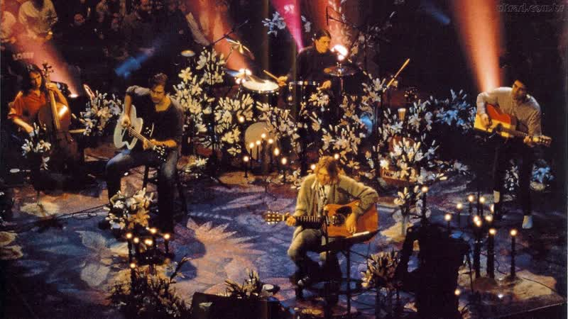 Nirvana - MTV Unplugged in New York /1993/