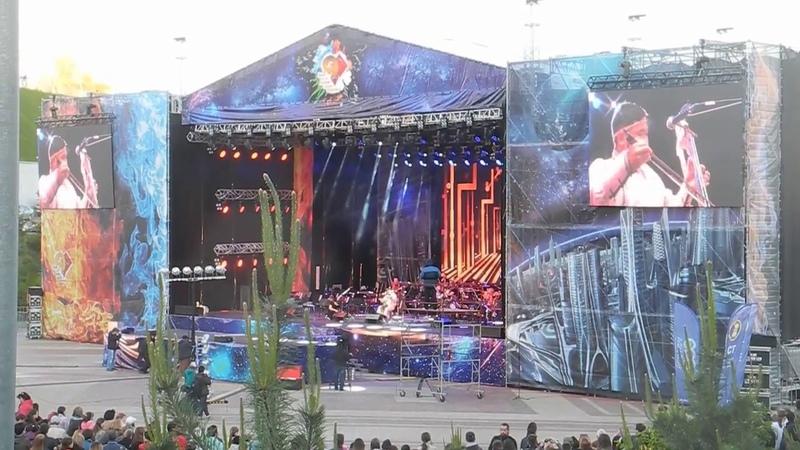 SHONO music (Live in Уфимский амфитеатр, 12.06.2018)