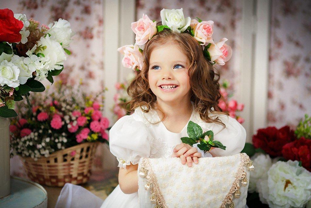 "Афиша Волгоград ПРОРЕКТ ""Flowers Kids- Flowers Girls"" ВОЛОГОГРАД"