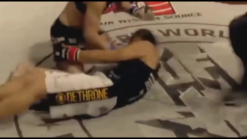 When Girls From MMA LOSES CONTROL WOW