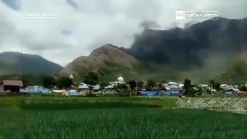 TERBARU Lombok Kembali di Guncang Gempa