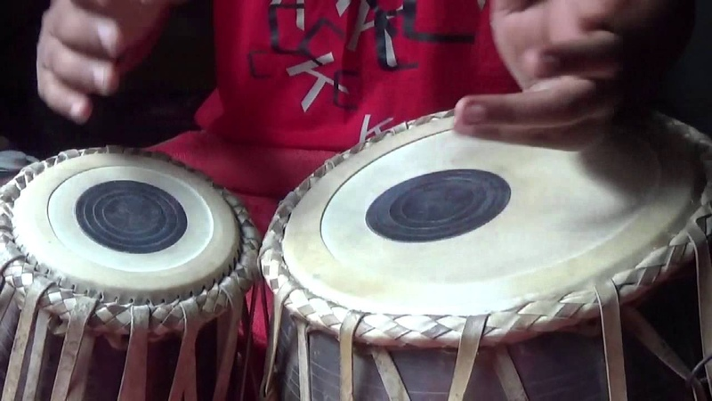 TABLA TUTORIAL PART 02 ANTHONY LEO
