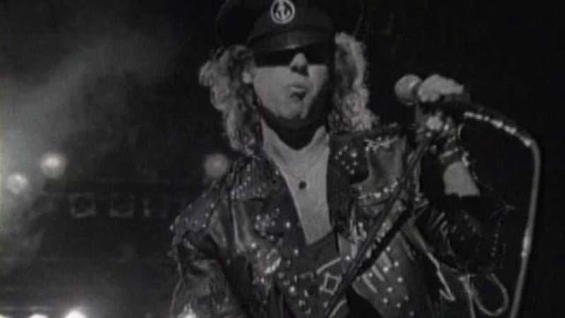 Scorpions - Walking On The Edge (1988)