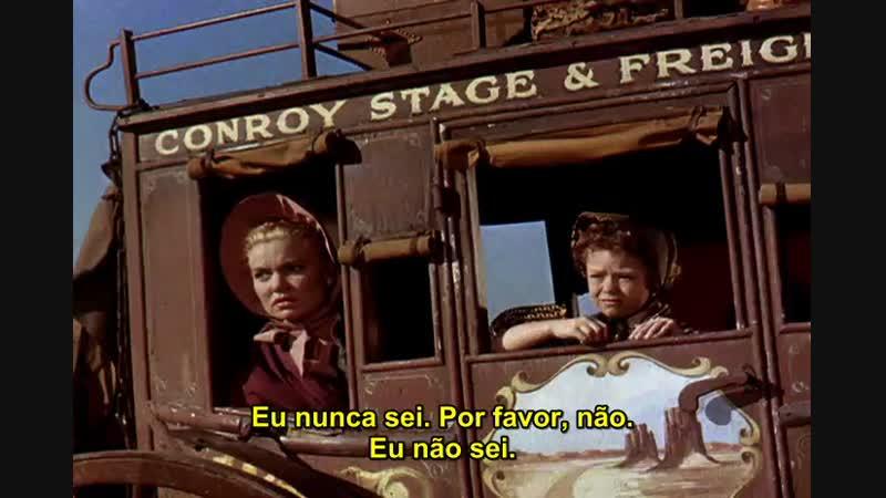 O Pistoleiro ( The Stranger Wore a Gun_1953 Leg com Randolph Scott, Claire Trevor, George Macready