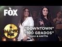 Lali Anitta Downtown - 100 Grados | Talento FOX