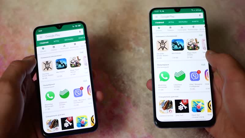 I обзоры товаров ХИТ от Samsung VS компакт от Xiaomi Galaxy A50 против Mi 9 SE