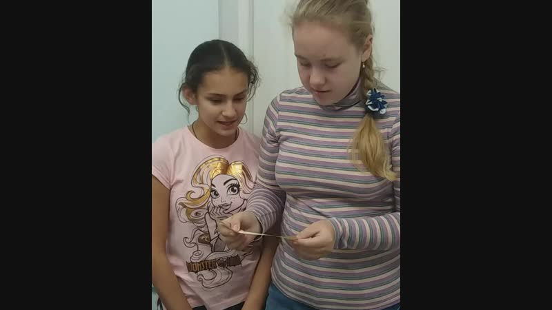 Active tongue twisters: Карпова Полина и Семенова Настя. Группа Laser A2