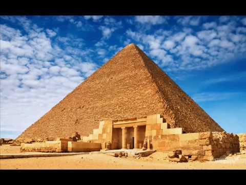 Пирамиды строили не фараоны.