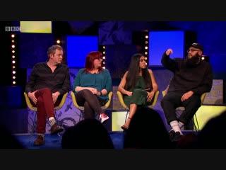 Frankie Boyle's New World Order 2018 - Angela Barnes, Mona Chalabi, Miles Jupp, Jamali Maddix