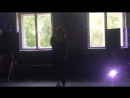 Репетиция в вокальной студии Музакадемия