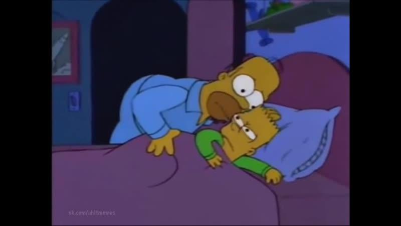 Bart i dont wanna alarm you...