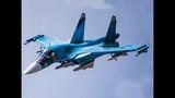 Спасены оба пилота столкнувшихся бомбардировщиков Су-34 в Японском море.
