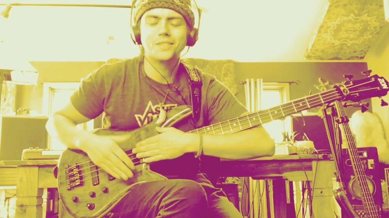 Cody Wright - Lover's Loop (Lover's Leap) Béla Fleck the Flecktones inspired idea