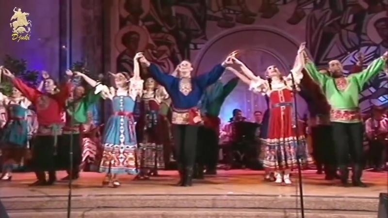 Русская пляска ГАРНХ им М Е Пятницкого 2006