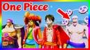 GTA 5 MODS Nội Chiến Giữa LUFFY USOPP ZEPHYR và ENEL GTA 5 Mods One Piece GTA5MODAZ