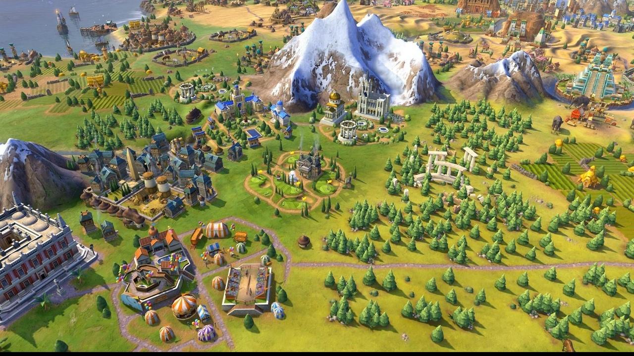 Sid Meier's Civilization 6 появилась на iOS
