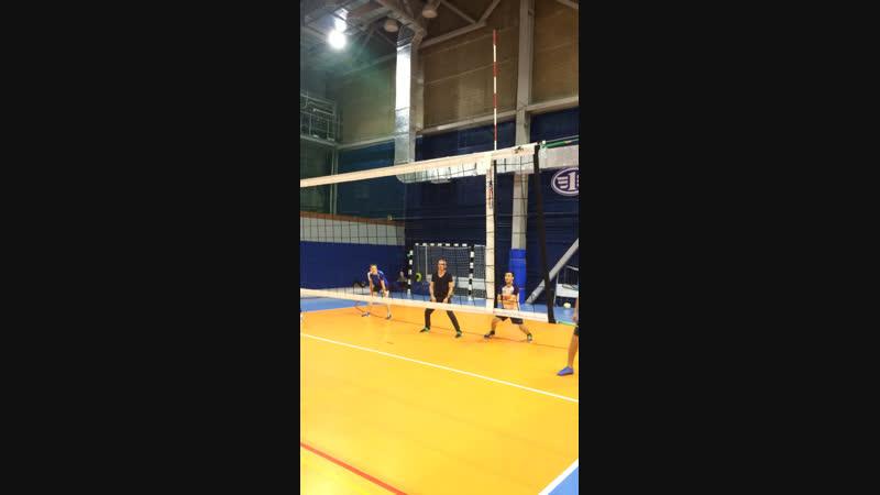 Московский турнир по волейболу