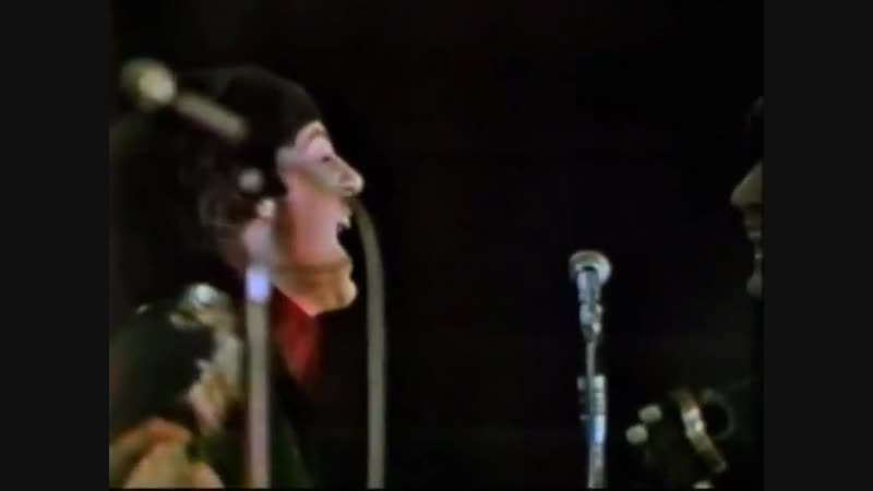 The Beatles If I Needed Someone Live 1966