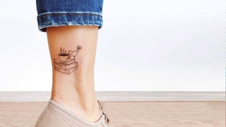 Mini & Micro Tattoo That Will Inspire Your First Ink