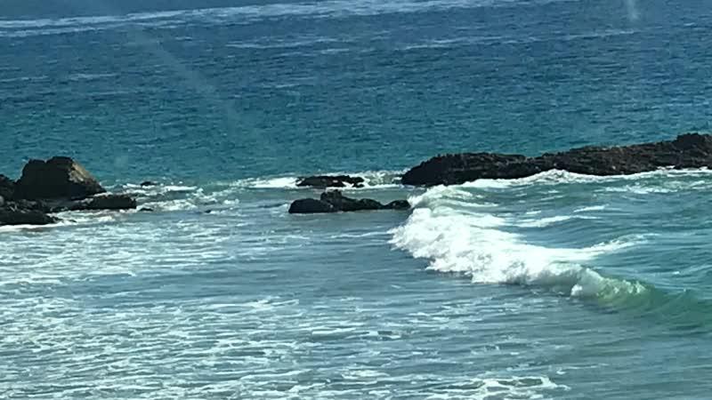 Тихий океан_Malibu_California
